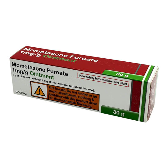 Picture of Mometasone Ointment