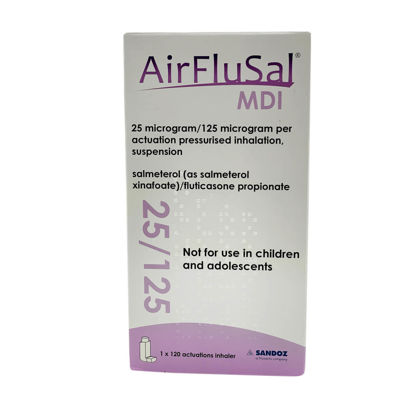 Picture of Airflusal MDI