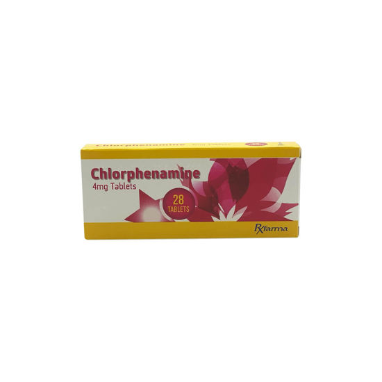 Picture of Chlorphenamine