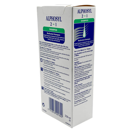 Picture of Alphosyl 2-in-1 Medicated Shampoo